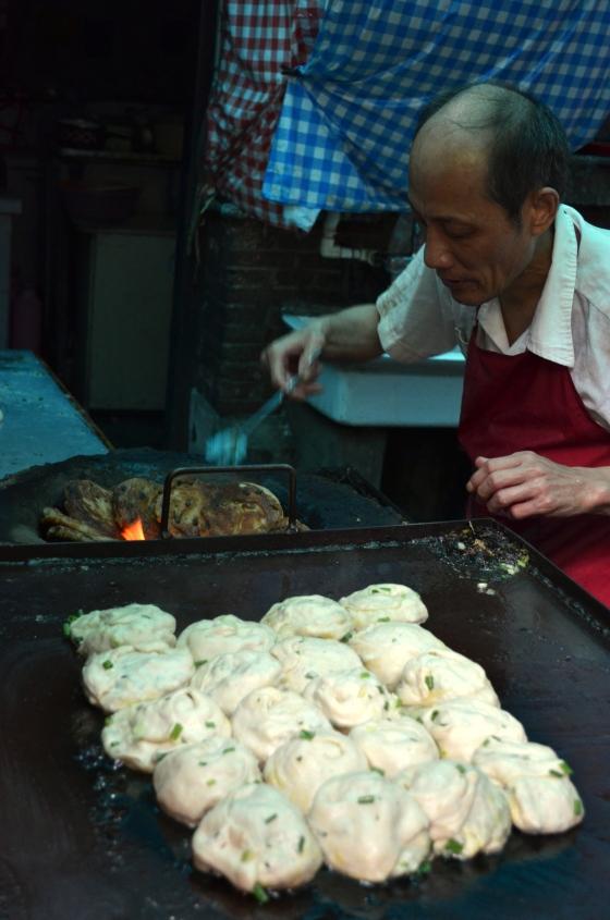 House of Haos A Da Scallion Pancakes Shanghai 4