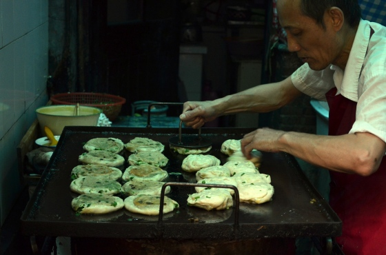 House of Haos A Da Scallion Pancakes Shanghai 6