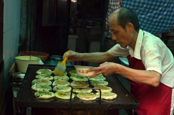 House of Haos A Da Scallion Pancakes Shanghai 7