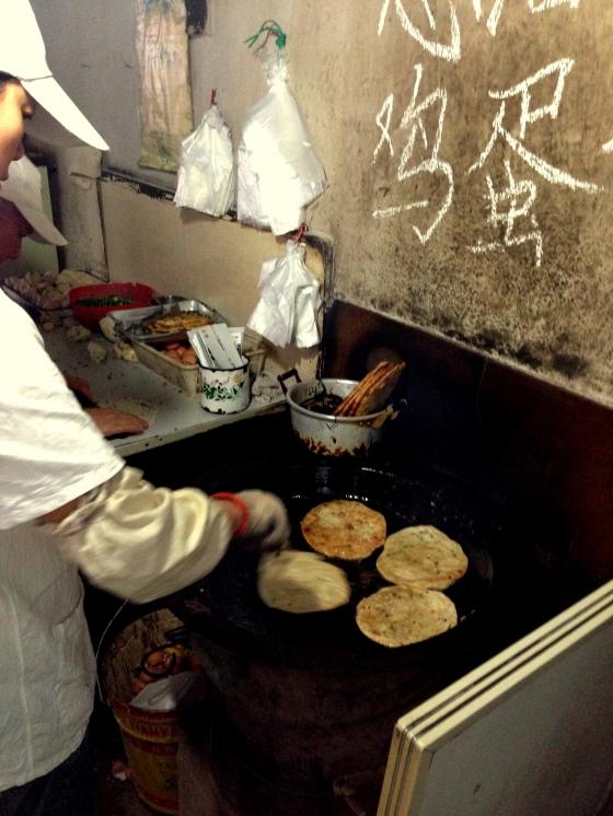 House of Haos A Po Scallion Pancakes Shanghai 2
