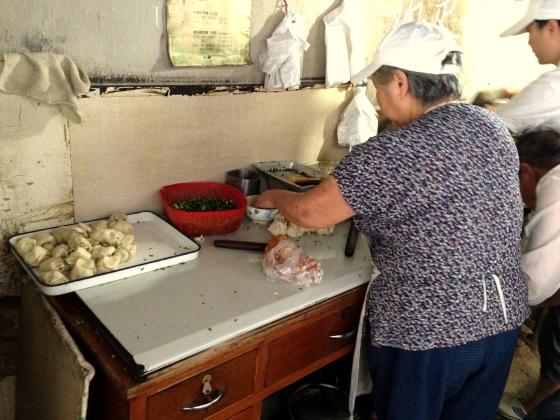House of Haos A Po Scallion Pancakes Shanghai