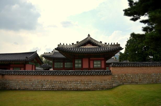 House of Haos Donggung Gyeongbokgung Palace Seoul Korea
