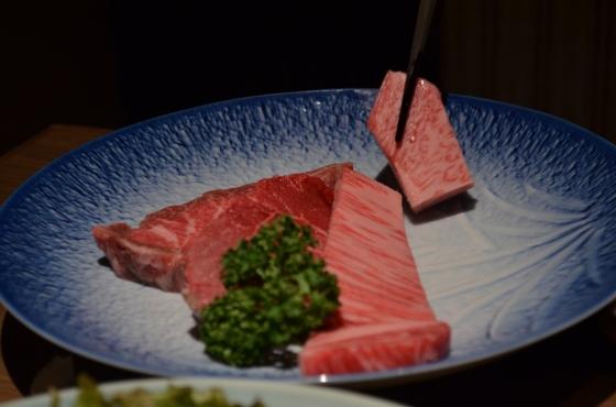 House of Haos Fukujukan Takashimaya Osaka Japan Black Beef 2
