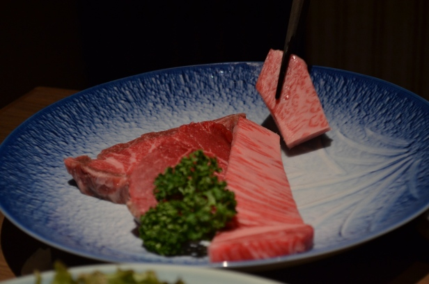 House of Haos Fukujukan Takashimaya Osaka Japan Black Beef 2