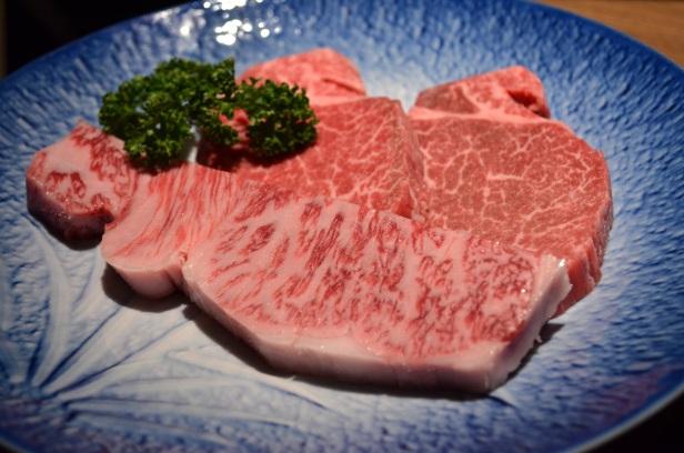 House of Haos Fukujukan Takashimaya Osaka Japan Special Black Beef