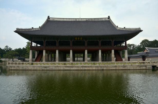 House of Haos Gyeonghoeru Gyeongbokgung Palace Seoul Korea