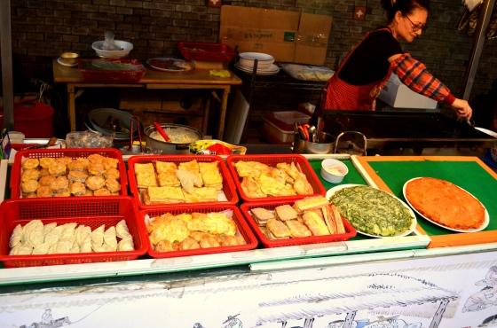 House of Haos Insadong Seoul Korea Street Food Snacks