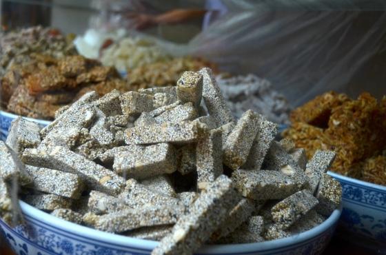 House of Haos Jinli Walking Street Chengdu Sichuan China Candy