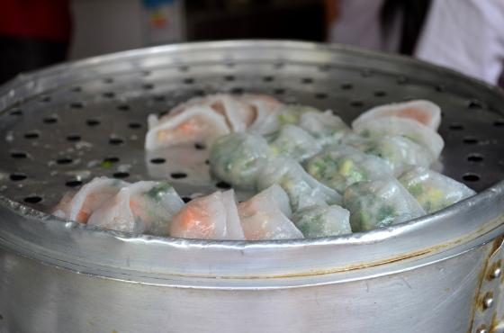 House of Haos Jinli Walking Street Chengdu Sichuan China Dumplings