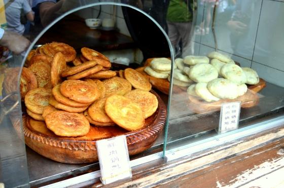 House of Haos Jinli Walking Street Chengdu Sichuan China Stuffed Pork Pancakes
