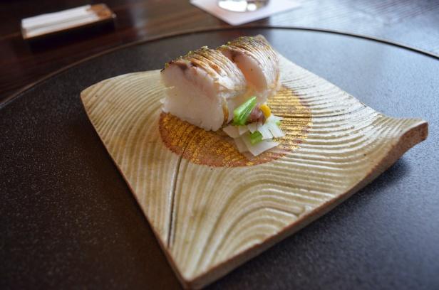 House of Haos Kashiwaya Osaka Japan Barracudi Sushi