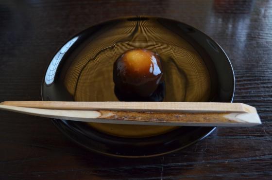 House of Haos Kashiwaya Osaka Japan Candied Chestnut