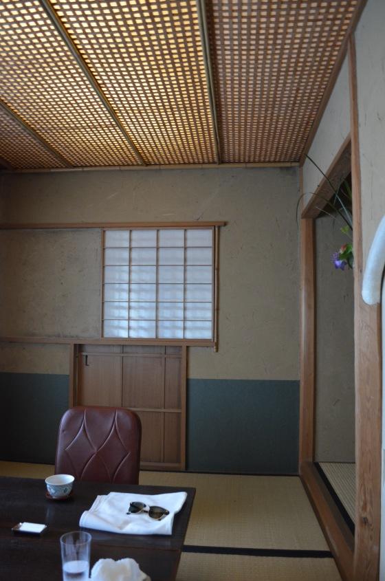 House of Haos Kashiwaya Osaka Japan Tatami Room