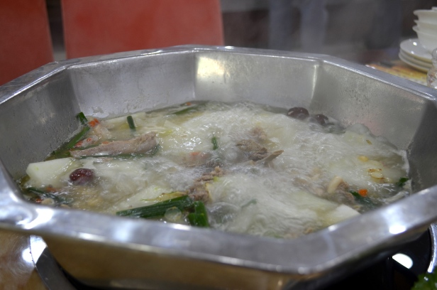 House of Haos Ma Lao Liu Halal Lanzhou China Hotpot