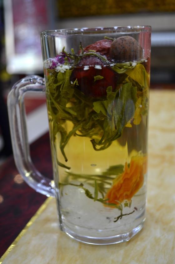 House of Haos Ma Lao Liu Halal Lanzhou China Sanpaotai Tea