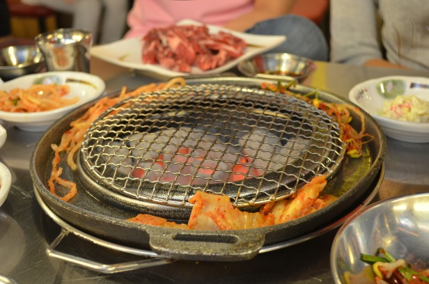 House of Haos Mapo Galmaegi Seoul Korea Grill 1