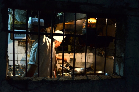 House of Haos Ming Ting Chengdu Sichuan China Kitchen 1