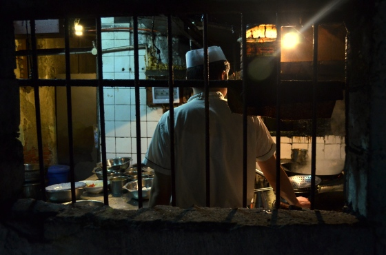 House of Haos Ming Ting Chengdu Sichuan China Kitchen 2