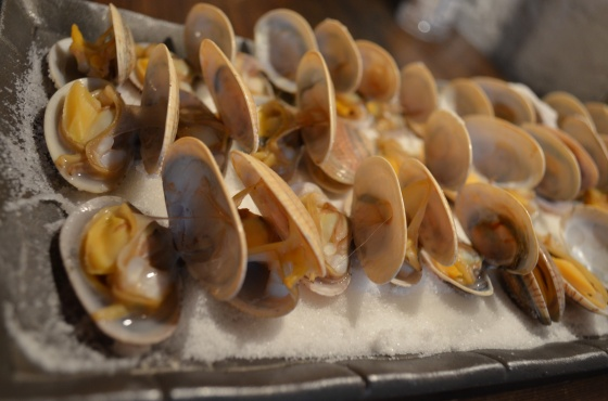 House of Haos Miss Zhao Shanghai Salt Baked Clams 2