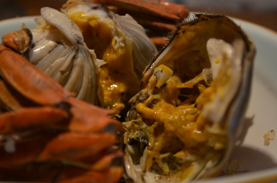 House of Haos Miss Zhao Shanghai Salt Baked Crab 2