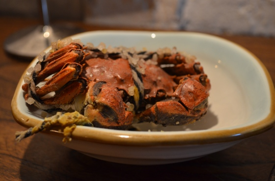 House of Haos Miss Zhao Shanghai Salt Baked Crab