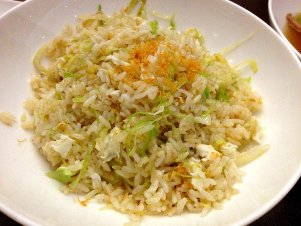 House of Haos Molokai Shanghai China Fat Grandma Fried Rice
