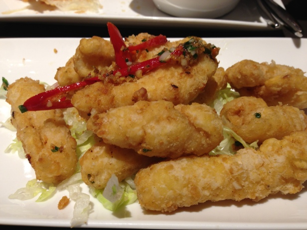 House of Haos Molokai Shanghai China Salt Pepper Squid
