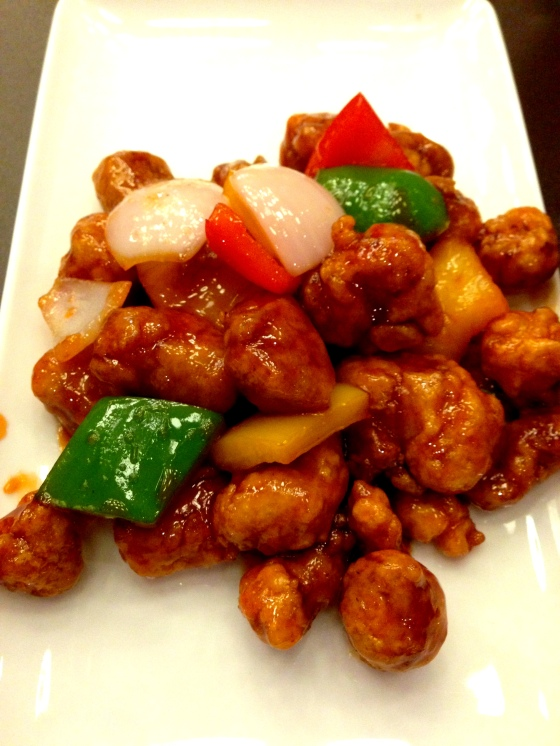 House of Haos Molokai Shanghai China Sweet Sour Pork Gulurou
