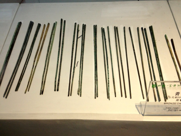 House of Haos Museum Sichuan Cuisine Chengdu China Chopsticks