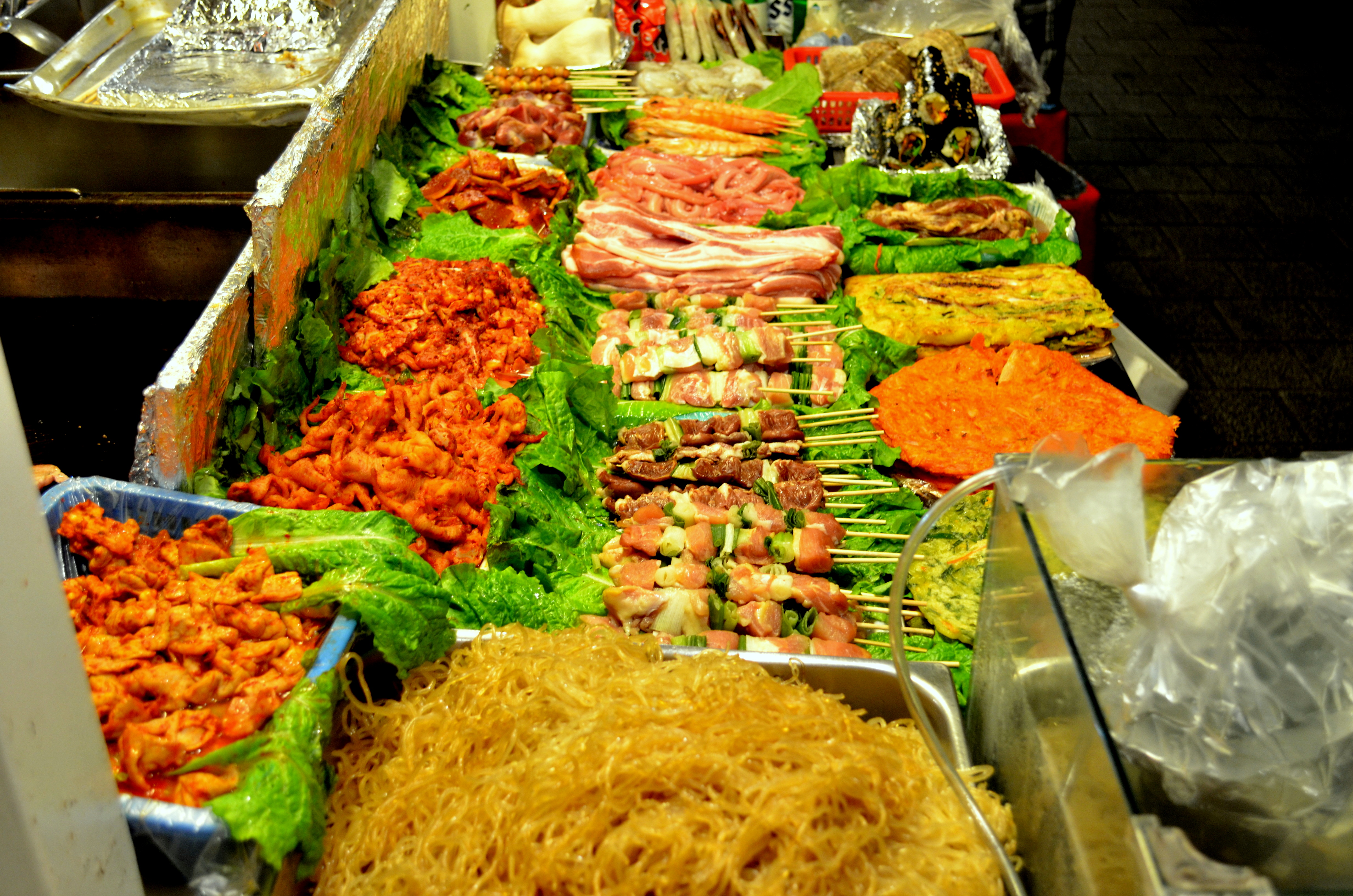Street Eats: Insadong and Namdaemun Market – Seoul, Korea – House of Hao's