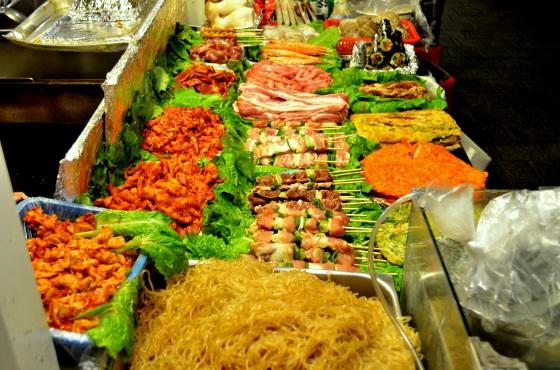 House of Haos Namdaemung Market Seoul Korea Street Food Stall 2