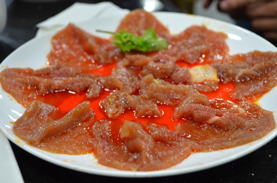 House of Haos Shu Jiu Xiang Hotpot Chengdu Sichuan China Nine Fragrance Beef