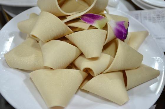 House of Haos Shu Jiu Xiang Hotpot Chengdu Sichuan China Tofu Ribbons