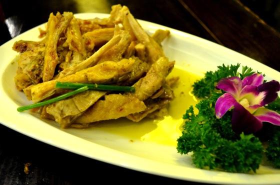 House of Haos Sichuan China Chengdu Yingxiang Wide Narrow Alleys Mouthwatering Chicken
