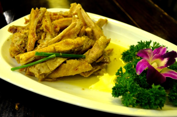 House of Haos Sichuan China Chengdu Yingxiang Wide Narrow Alleys Mouthwatering Chicken