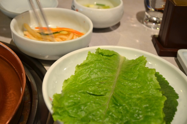 House of Haos Wooraeok Daechi Gangnam Seoul Korea Lettuce
