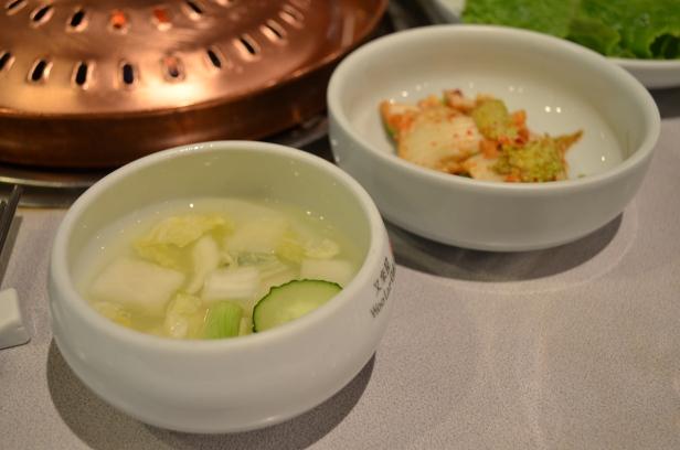 House of Haos Wooraeok Daechi Gangnam Seoul Korea Soup Kimchi