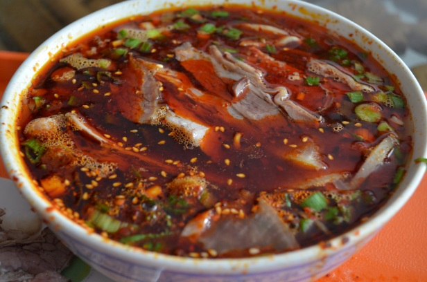 House of Haos Wumule Beef Noodles Lanzhou China La Mian