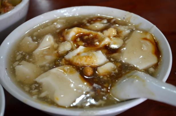 House of Haos Xiao Tan Tofu Chengdu Sichuan China Brown Sugar Caramel Tofu