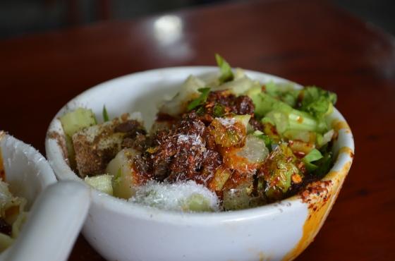 House of Haos Xiao Tan Tofu Chengdu Sichuan China Mung Bean Curd 1
