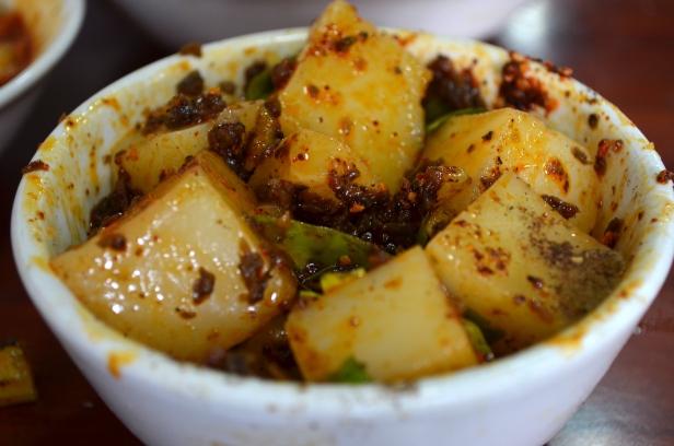 House of Haos Xiao Tan Tofu Chengdu Sichuan China Mung Bean Curd 2