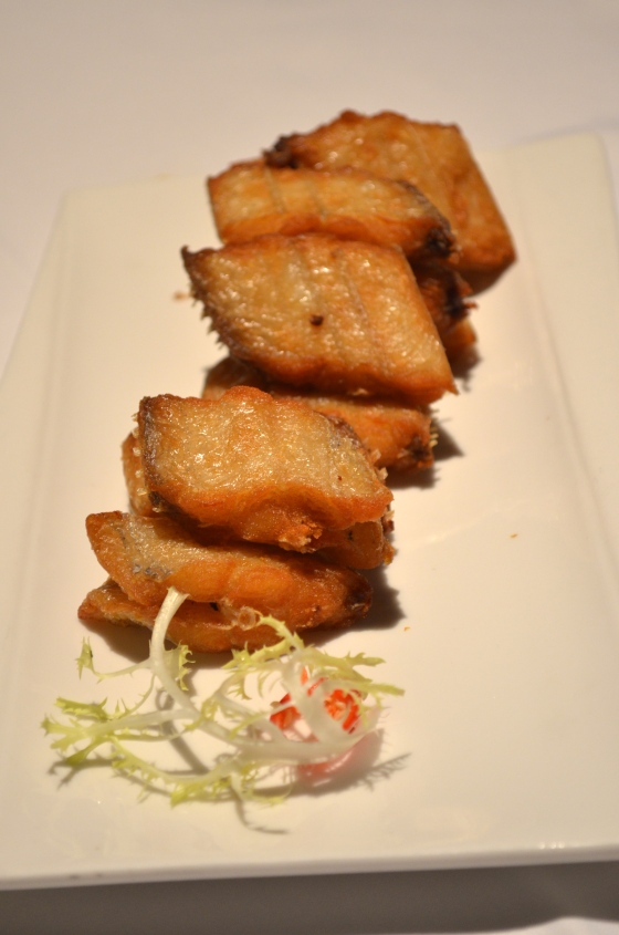 House of Haos Xin Rong Ji Shanghai Ribbonfish