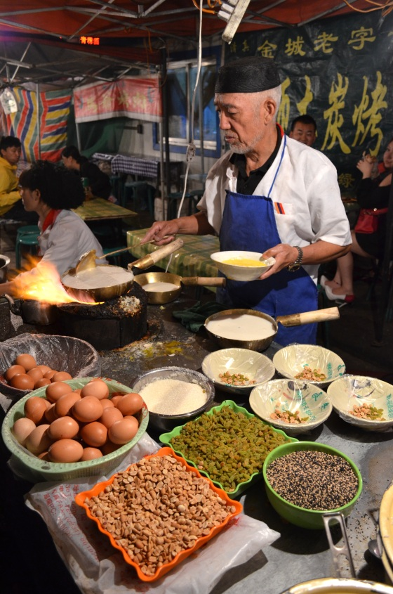 House of Haos Zheng Ning Night Market Lanzhou China Laozao 3