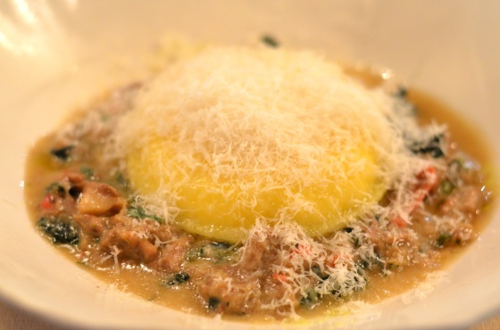 House of Haos ABC Kitchen New York City Ricotta Ravioli