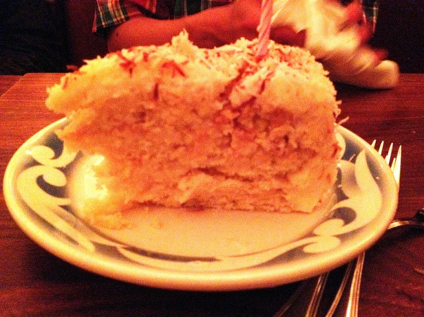 House of Haos Commerce West Village NYC New York Best Coconut Cake