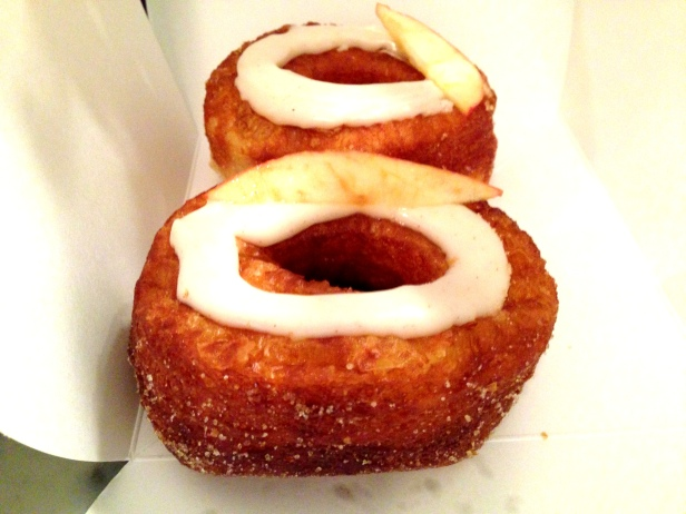 House of Haos Dominique Ansel Bakery New York City Cronut 1