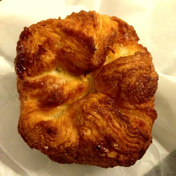 House of Haos Dominique Ansel Bakery New York City DKA Kouign Amann