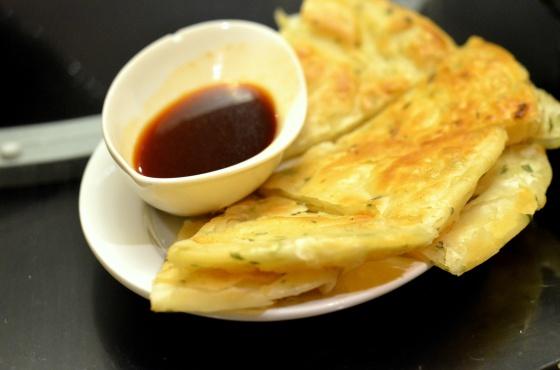 House of Haos Han Dynasty New York City Scallion Pancakes