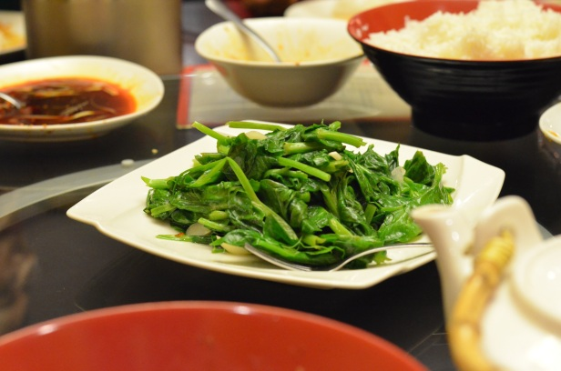House of Haos Han Dynasty New York City Snow Pea Shoots