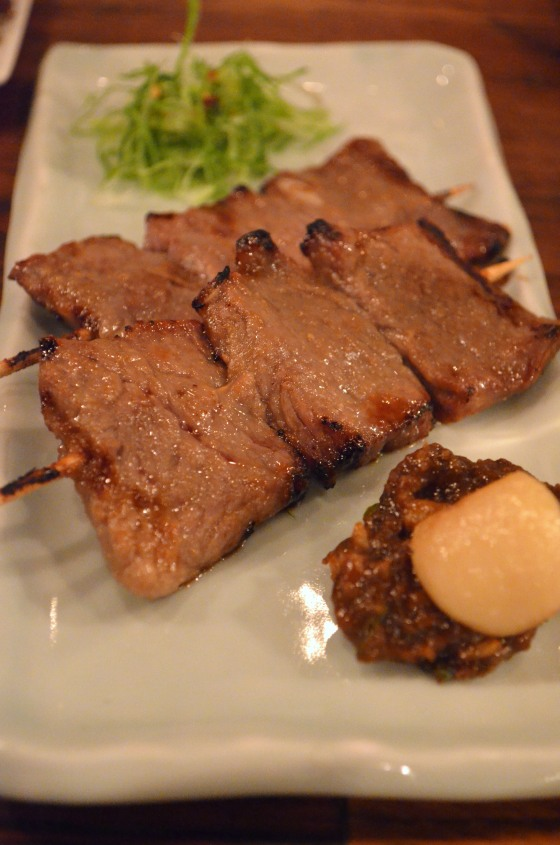 House of Haos Hanjan New York City BBQ Galbi Short Ribs